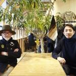 1/11、ecocolo「毛皮を知ること」にてスタイリスト馬場圭介さんと弊社取締役の対談が掲載されました